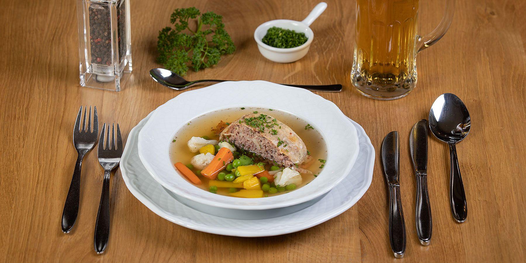 Kulinarik im Restaurant Reiter