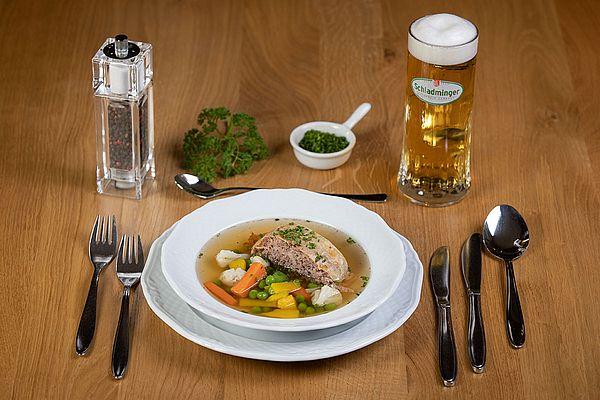 """Kulinarik Restaurant """"s'gwölb"""""""