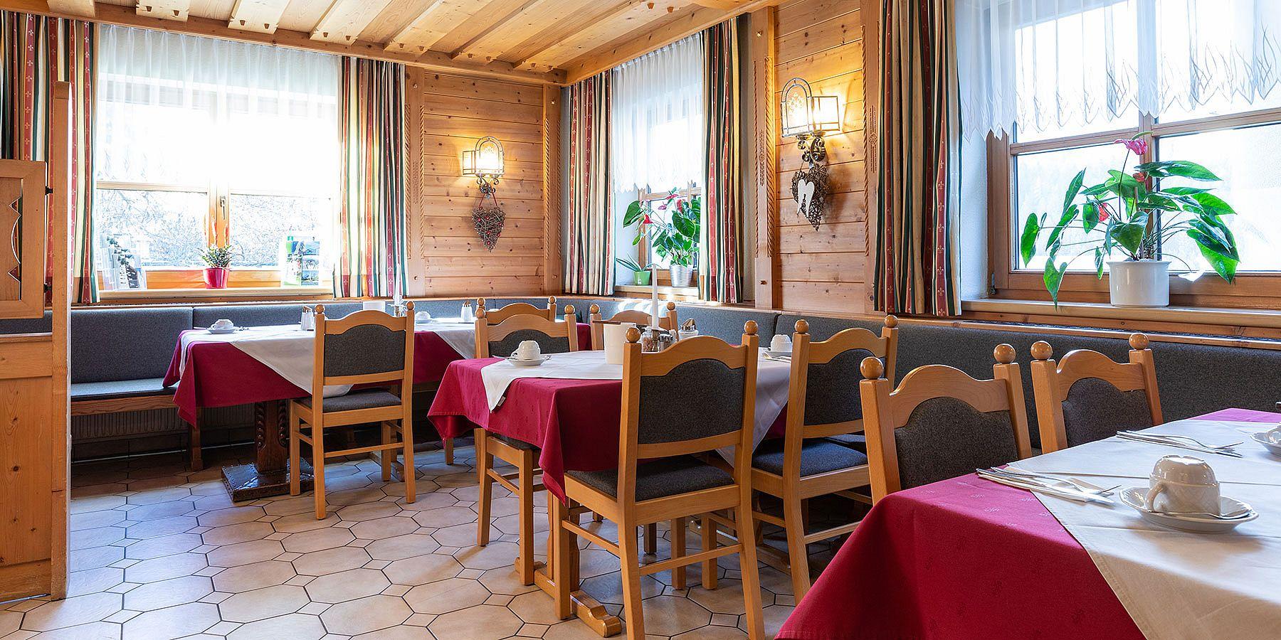 Halbpension Hotel Reiter