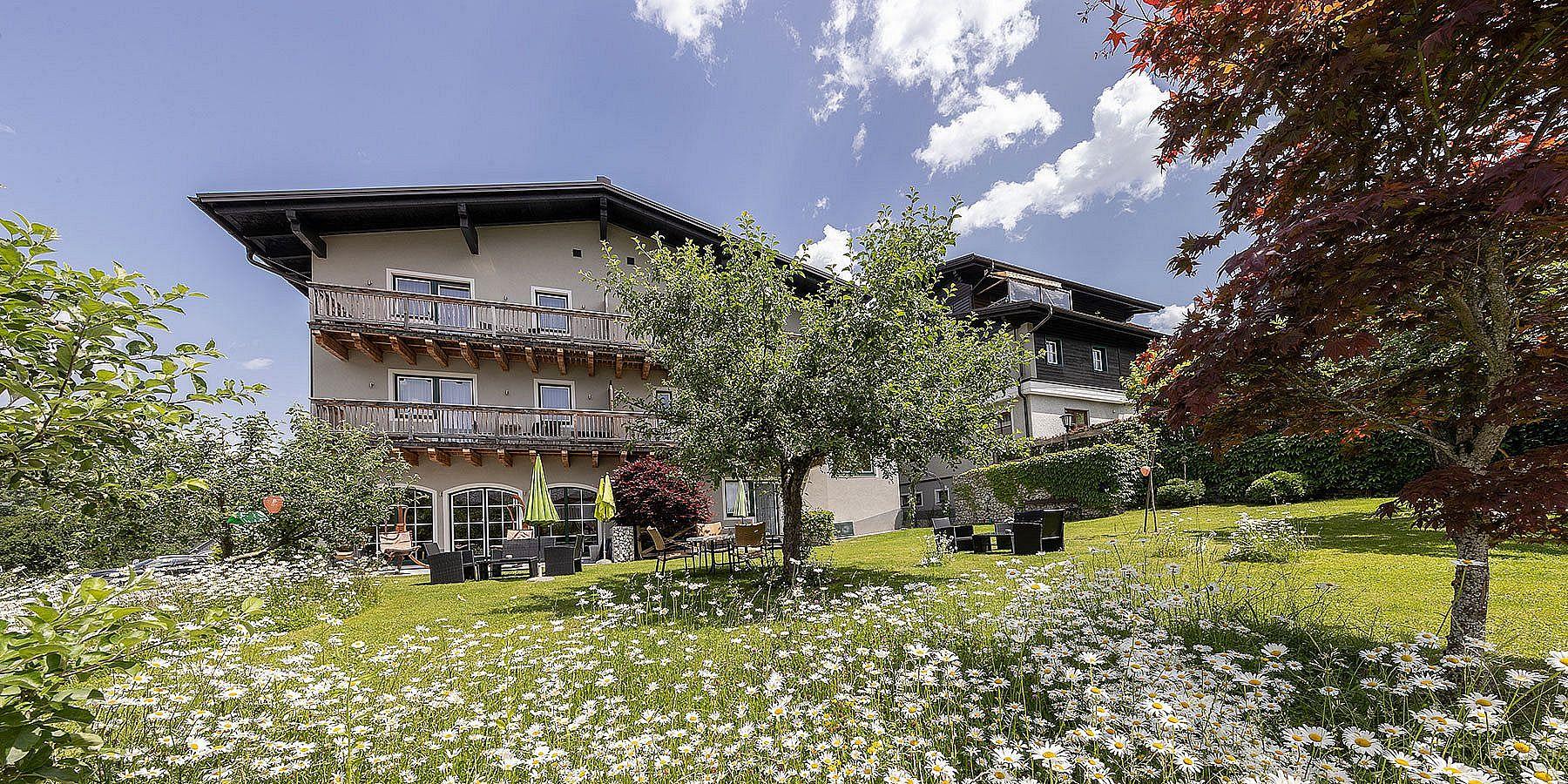 Hotel Reiter im Sommer