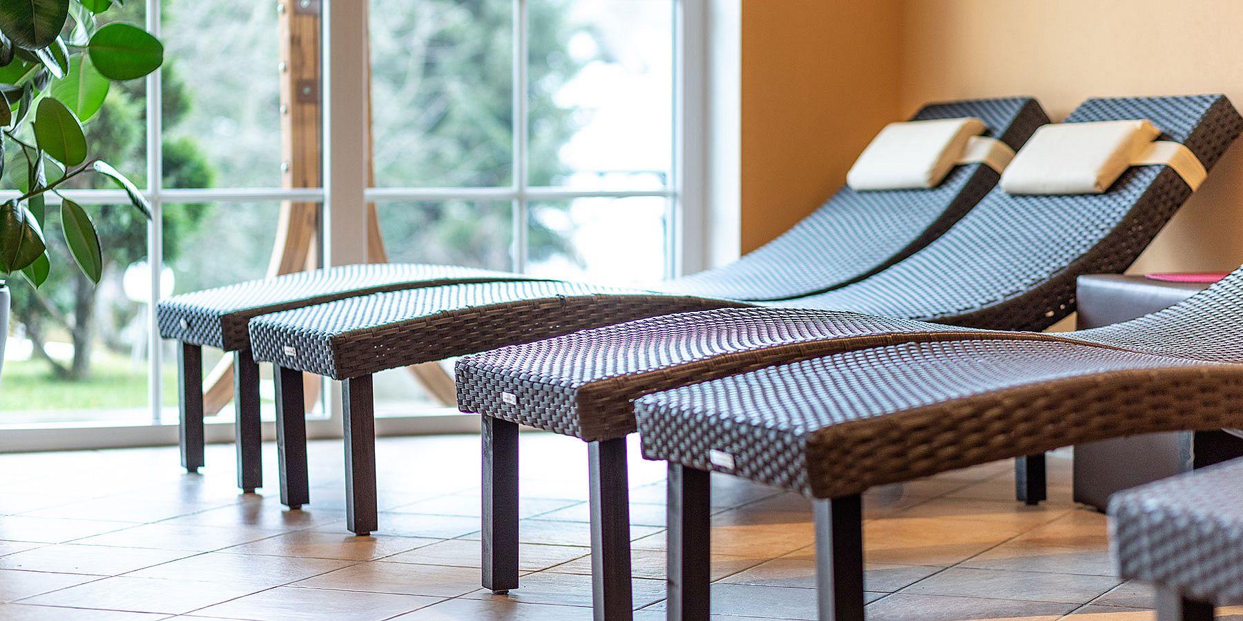 Entspannen im Wohlfühlhotel Reiter