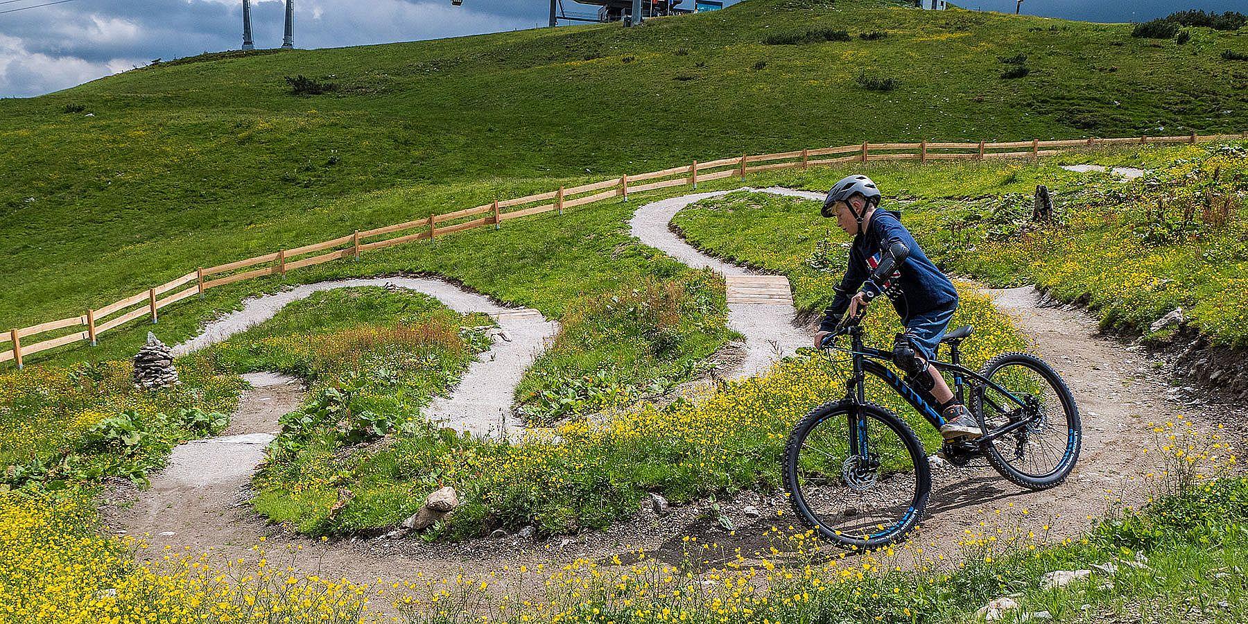 Mountainbiken in Schladming