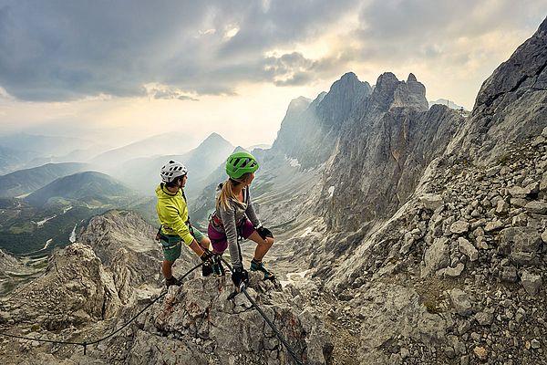 Klettern in Schladming