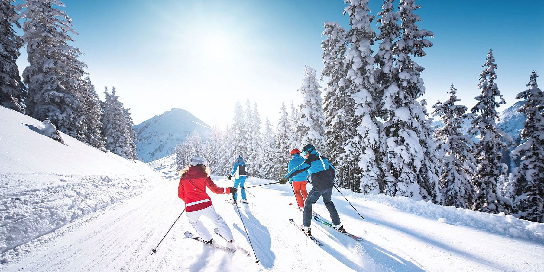Skiurlaub im Ennstal