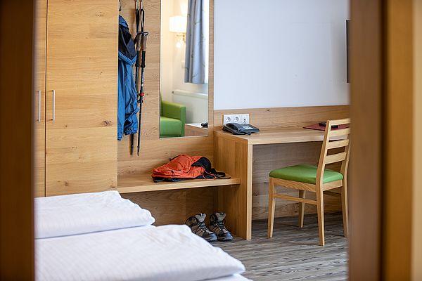 Zimmer & Suiten im Hotel Reiter