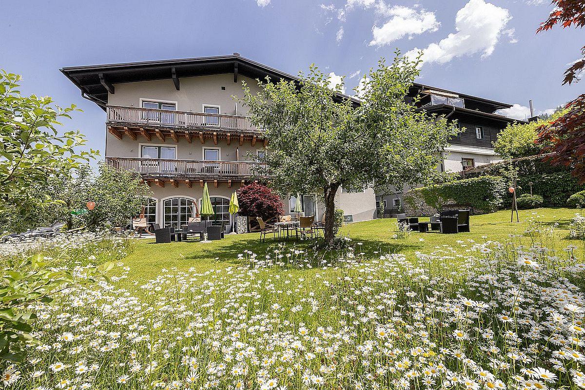 Sommer im Hotel Reiter
