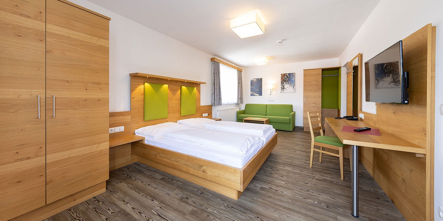 Zimmer & Suiten Wohlfühlhotel Reiter