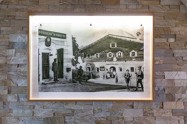 Tradition des Hotel Reiter