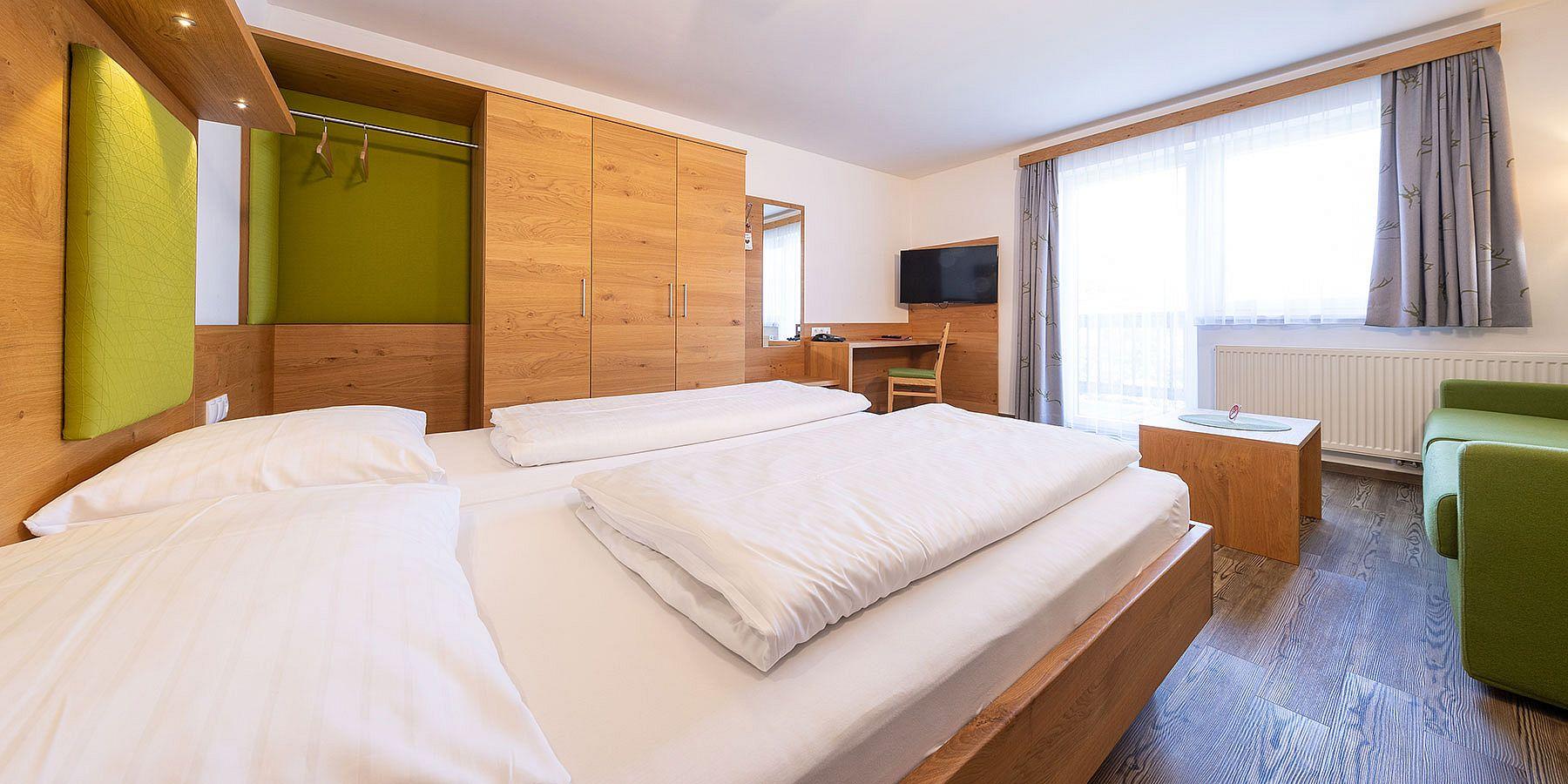 Zimmer im Hotel Reiter