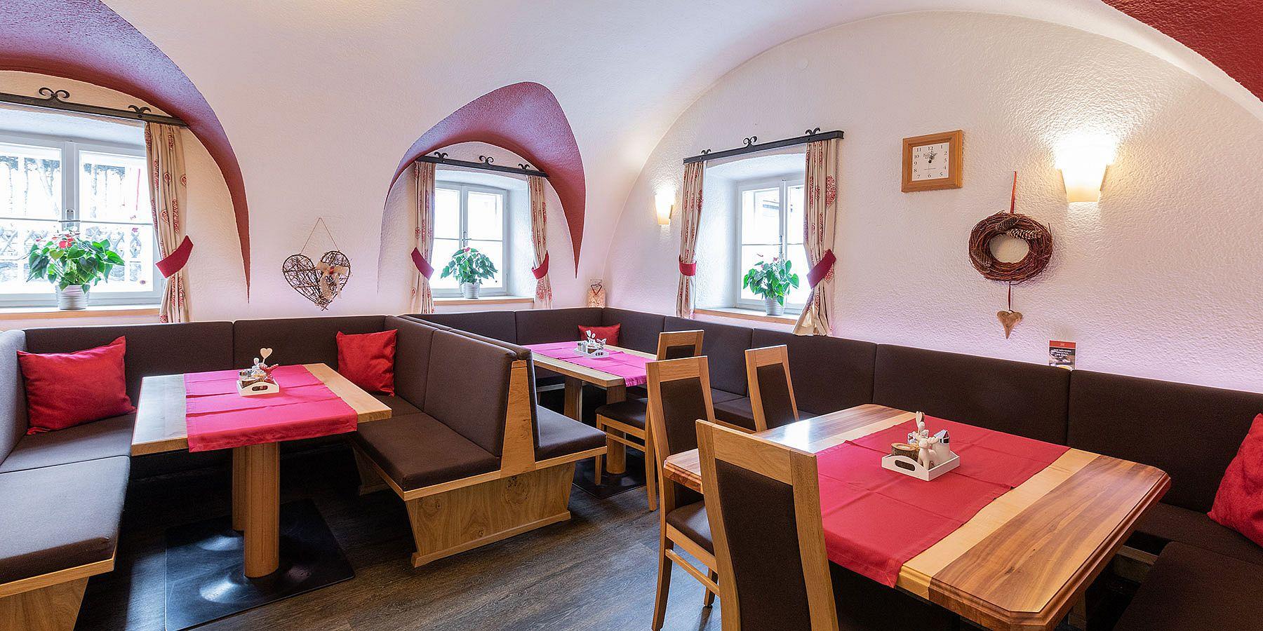 Kulinarik in Reiters Wohlfühlhotel