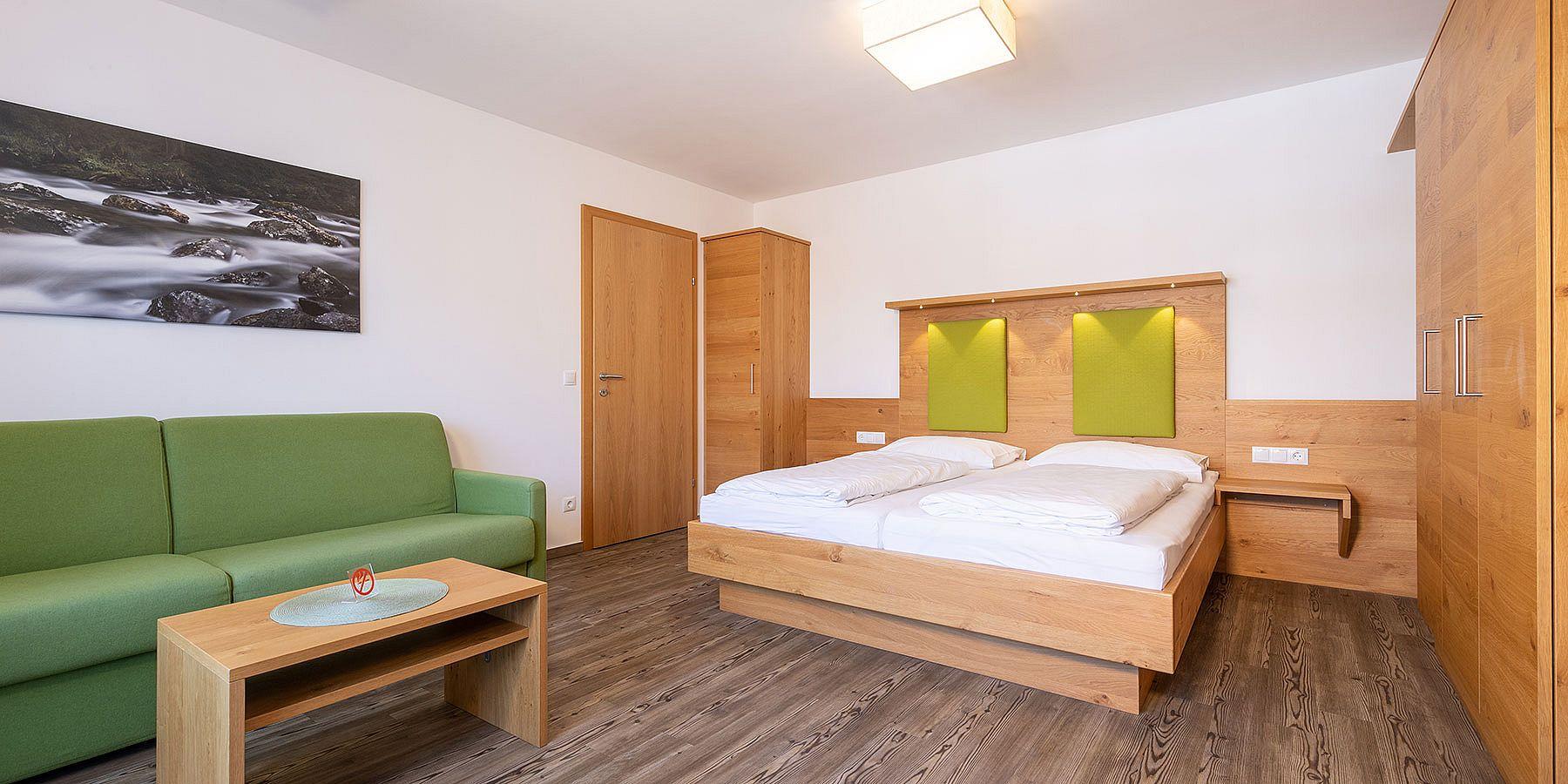 Doppelzimmer Hotel Reiter