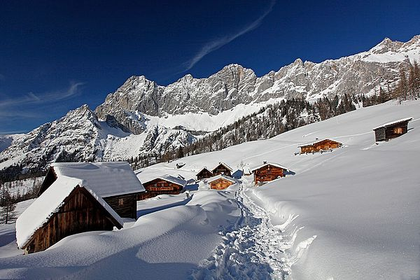 Winter in Schladming