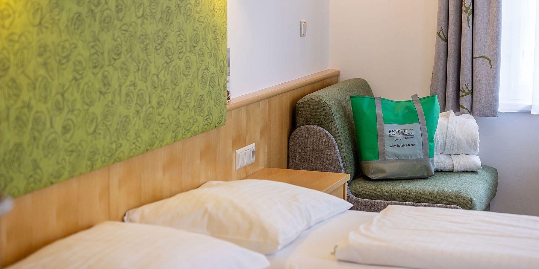 Zimmer Wohlfühlhotel Reiter
